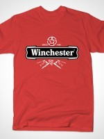 WINCHESTER ALE -RED T-Shirt