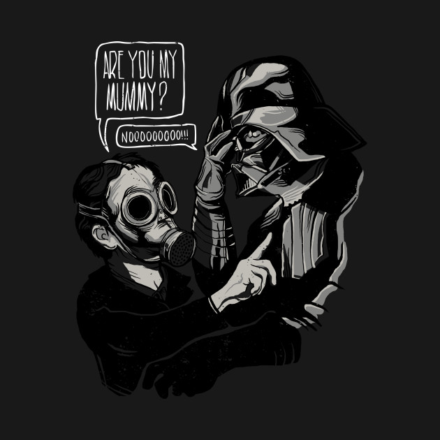 ARE YOU MY MUMMY