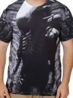 Creature Alien Sublimation T-Shirt