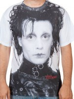 Edward Scissorhands Sublimation T-Shirt