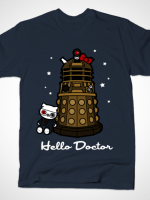 HELLO DOCTOR 10 T-Shirt