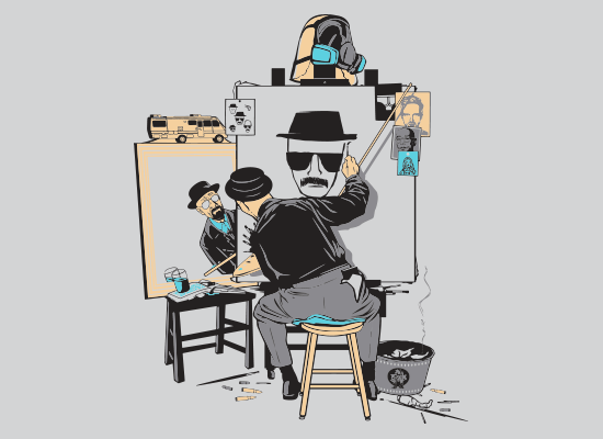 Heisenberg Self Portrait