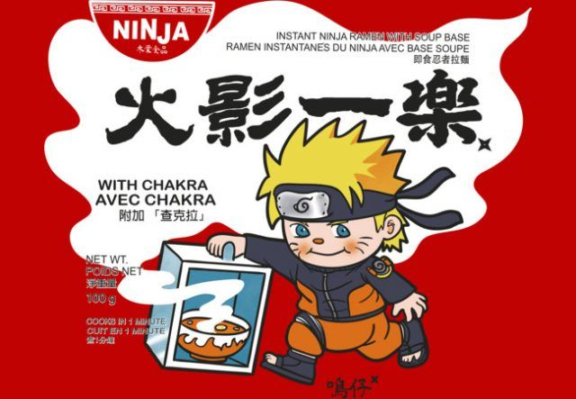 Instant Ninja Ramen