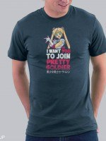 Join Pretty Soldier T-Shirt