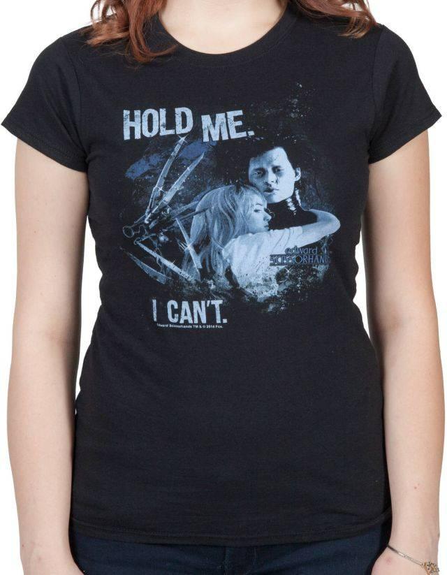 Ladies Hold Me Edward Scissorhands