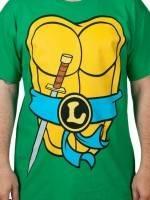 Leonardo TMNT Costume T-Shirt