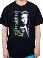 Mulder X-Files T-Shirt