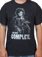 Not Complete Edward Scissorhands T-Shirt