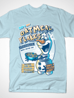 OLAF'S HOT OATMEAL FLAKES T-Shirt