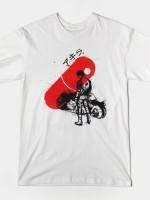 Red Sun Akira T-Shirt