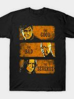 The Good, The Bad & The Severus T-Shirt