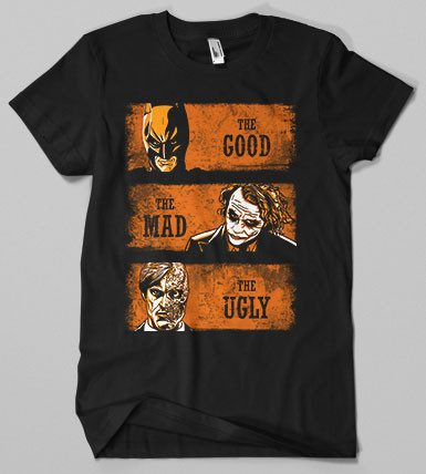 The Good, The Mad & The Ugly