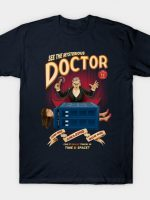 The Mysterious Doctor T-Shirt