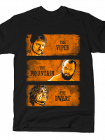 The Viper, The Mountain & The Imp T-Shirt