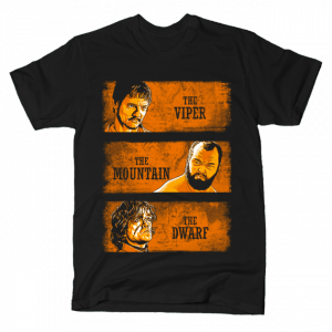 The Viper, The Mountain, The Imp T-Shirt