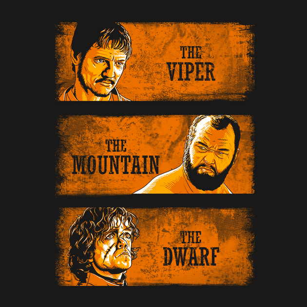 The Viper, The Mountain & The Imp