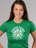 Turtle Power Company T-Shirt