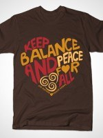 AIR NATION PEACE CORPS T-Shirt