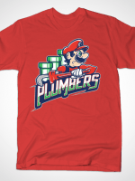 BRICK CITY PLUMBERS T-Shirt