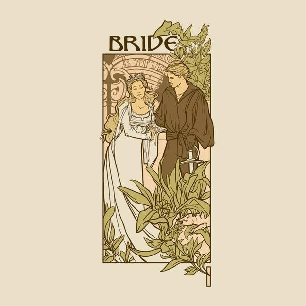 BRIDE NOUVEAU