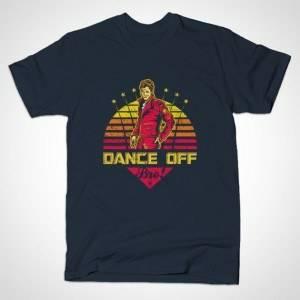 DANCE OFF BRO!