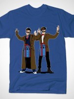DOC IN A BOX: TARDIS LOVERS T-Shirt
