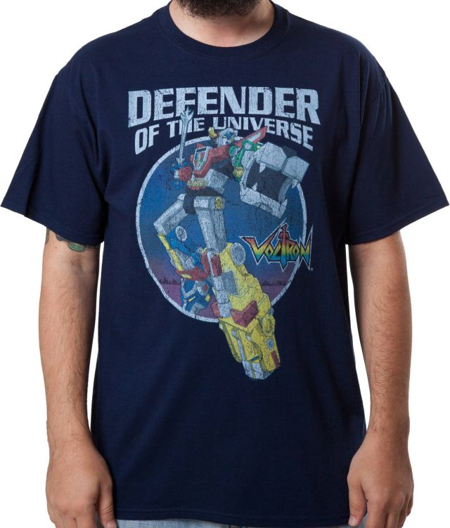 Defender of the Universe Voltron