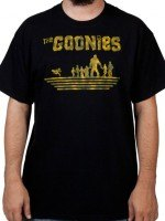 Goonies Silhouette T-Shirt