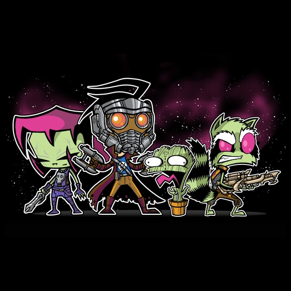 Invaders of the Galaxy