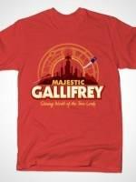 MAJESTIC GALLIFREY T-Shirt