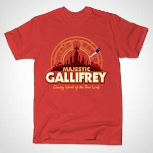 MAJESTIC GALLIFREY
