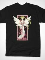 Moon Evolution Art T-Shirt