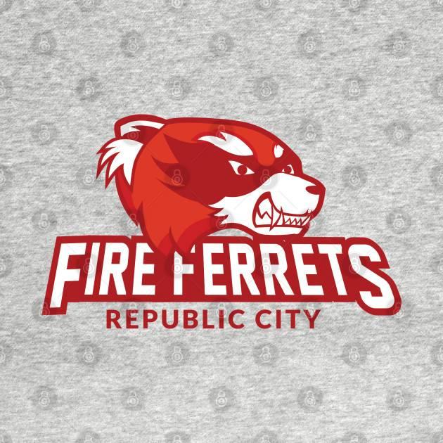 Republic City Fire Ferrets