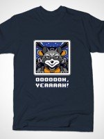 STAR RACCOON T-Shirt
