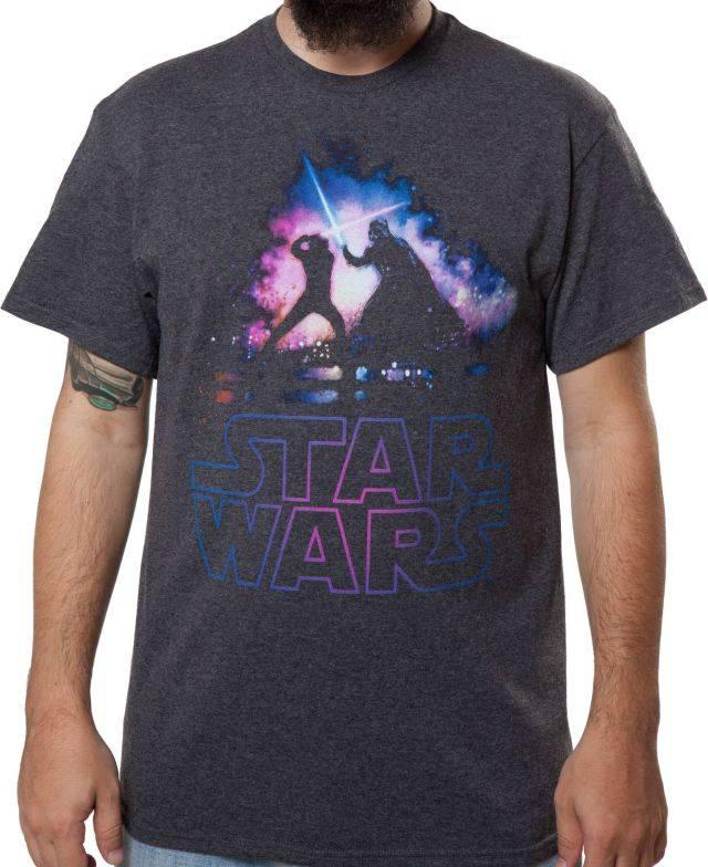 Saber Fight Star Wars