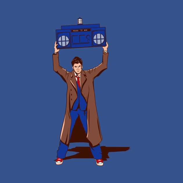 Doctor Who/Say Anything