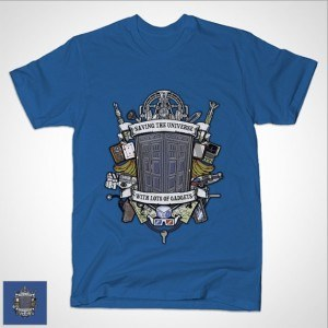 TIME LORD CREST