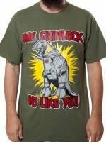 Transformers Grimlock T-Shirt