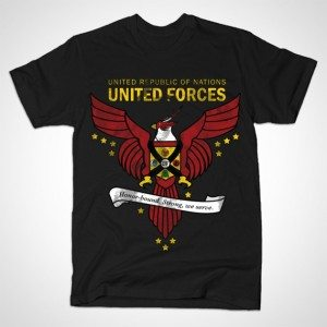 UNITED FORCES INSIGNIA