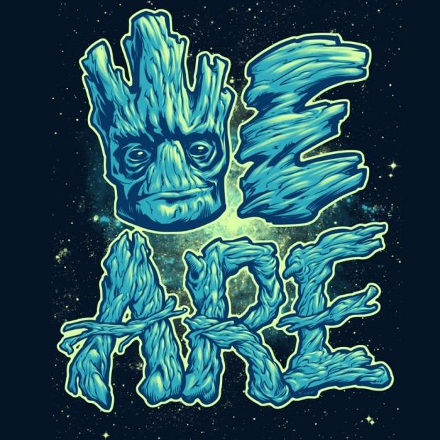 WE ARE (GROOT)