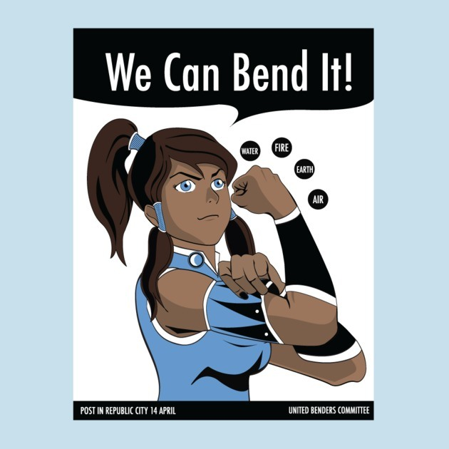 WE CAN BEND IT