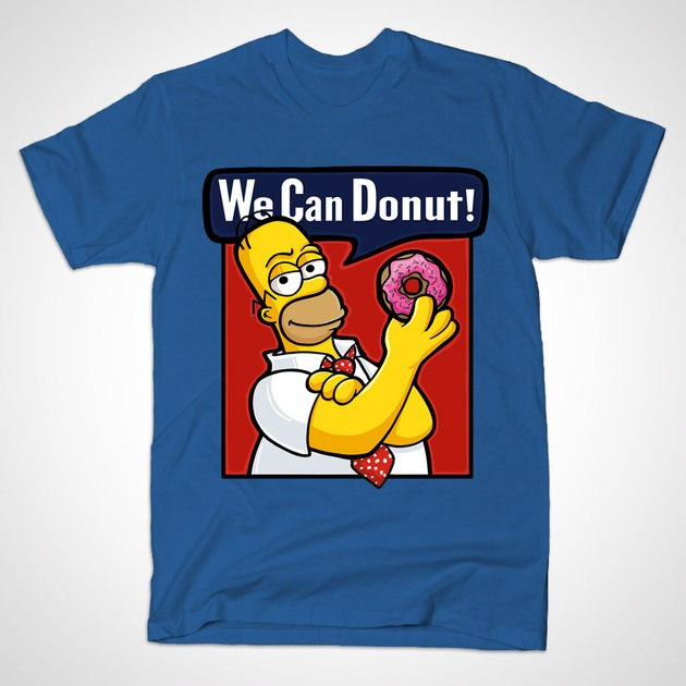 WE CAN DONUT