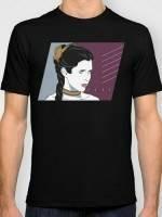80s Princess Leia Slave Girl T-Shirt