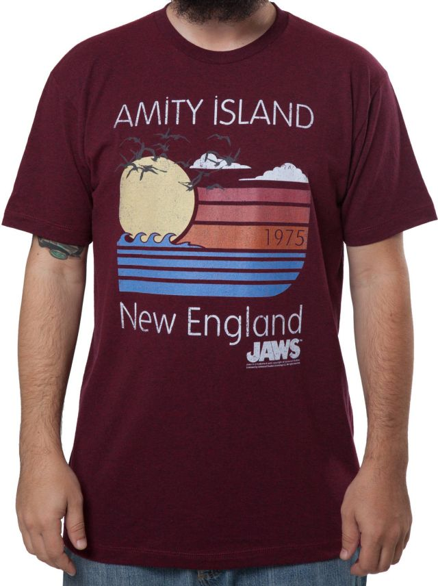 Amity Island New England JAWS