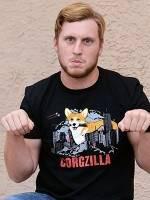 Corgzilla T-Shirt