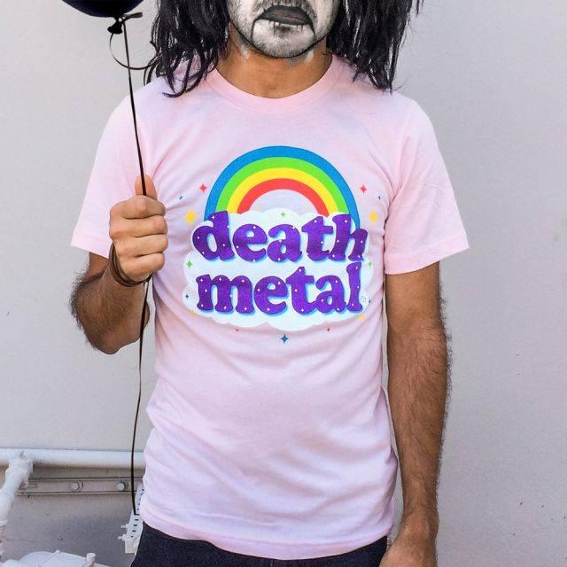 Death Metal Pink