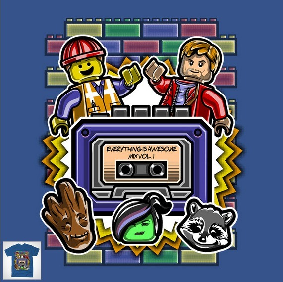 Everything is Awesome Mix