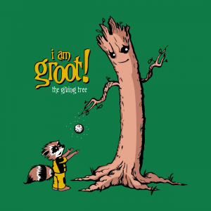 Groot is Giving