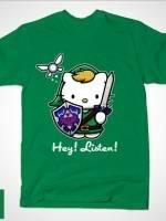 HEY! LISTEN! T-Shirt