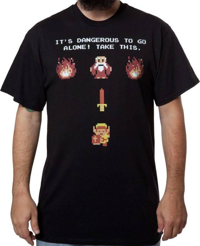 Its Dangerous Zelda